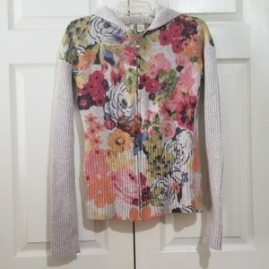 Anthropologie   Moth Hothouse Wool Sweater M